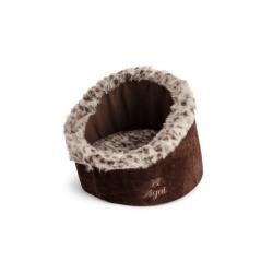 Agui Bed Wild Igloo (brown)