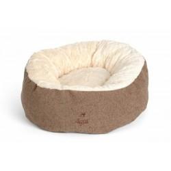 Agui Bed Snuggle (brown)
