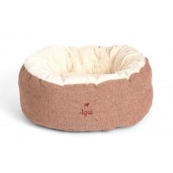 Agui Bed Snuggle (terracotta)
