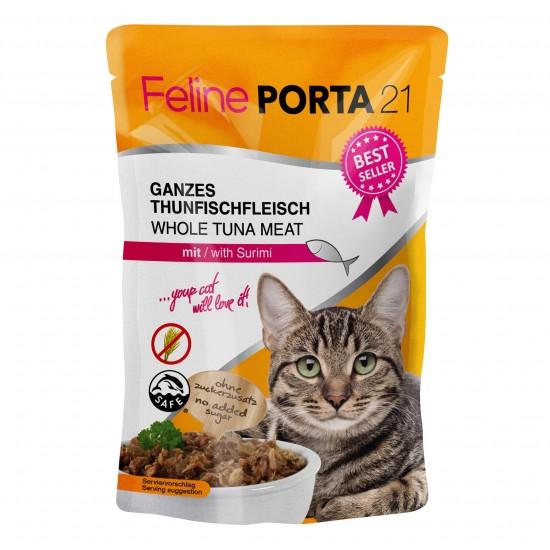 Feline Porta21 Thunfisch / Surimi