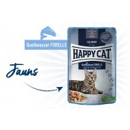 Happy Cat Meat in Sauce - Culinary Quellwasser-Forelle
