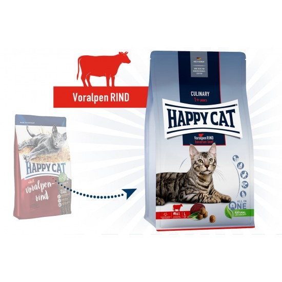 Happy Cat Culinary Adult Voralpen-Rind