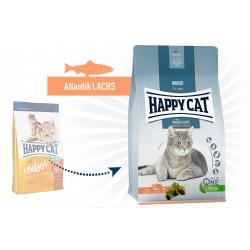 Happy Cat Indoor Adult Atlantik-Lachs