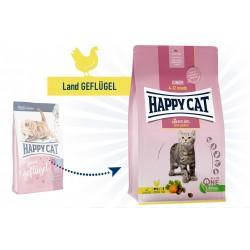 Happy Cat Young Junior Land-Geflügel