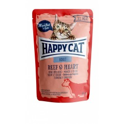 Happy Cat All Meat - Adult Beef & Heart