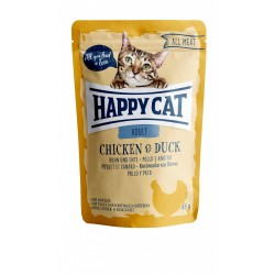 Happy Cat All Meat - Adult Chicken & Duck