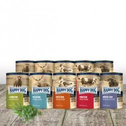 Happy Dog Canned Meat MIX (200g)