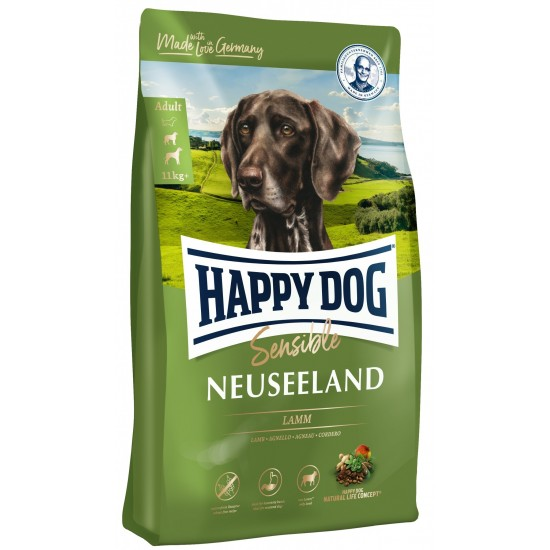 Happy Dog Sensible Neuseeland
