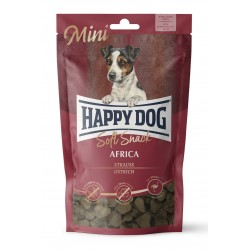A treat for small breed dogs - Happy Dog Soft Snack Mini Africa
