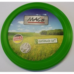 Plastic lid for canned MAC's