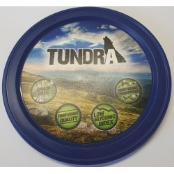 Tundra plastic lid for a can