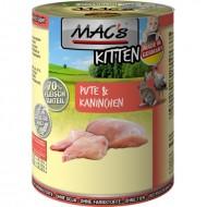 MAC's Kitten Pute & Kaninchen