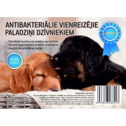 Absorbent pads for animals