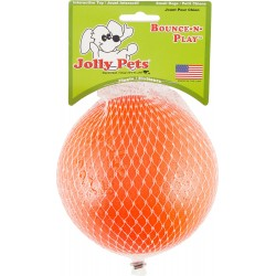 """Dog Toy - Jolly Pets Bounce-n-Play (8"""")"""
