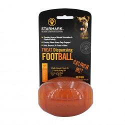 Dog Toy - Starmark Treat Dispensing Football