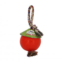 "Dog Toy - Jolly Pets Romp-n-Roll (4,5"")"