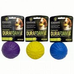 Dog Toy - Starmark Fantastic Durafoam Ball (M)