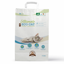 """Sand for cat toilet """"Ultimate Eco Cat"""""""