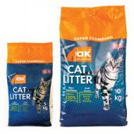 "Sand for cat toilet ""AK Cat Lavender"""