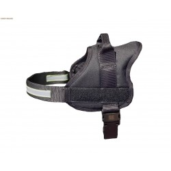 """Nylon working harness for dogs """" L """"( 2648)"""